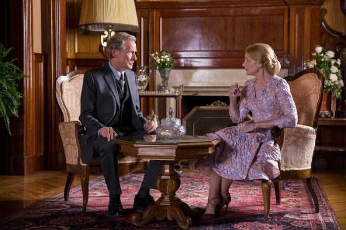 Bill Nighy y Patricia Clarkson, en 'The Bookshop' (La librería), en Histerias de Cine