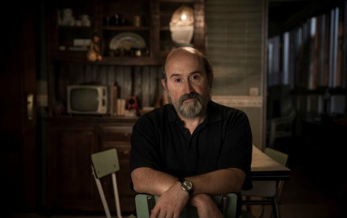 Javier Cámara, en 'Fe de etarras', en Histerias de Cine