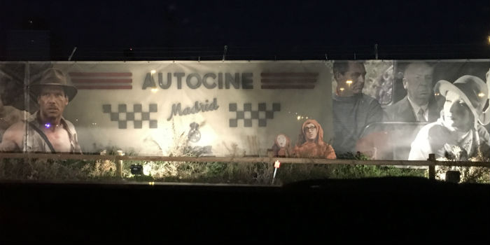 Autocine Madrid RACE: Primer aniversario