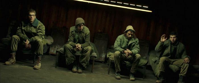 'Foxtrot', en Histerias de Cine