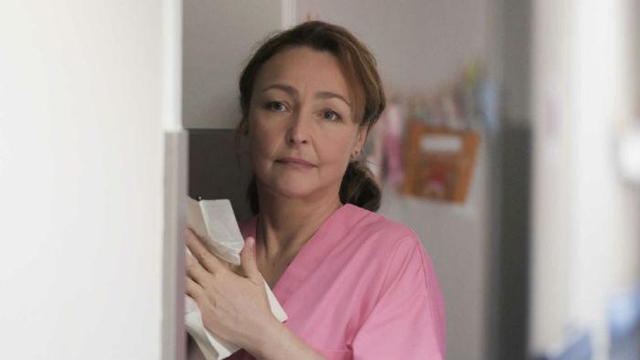 Catherine Frot, en 'Sage femme' (Dos mujeres), en Histerias de Cine