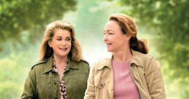 'Sage femme' (Dos mujeres), en Histerias de Cine