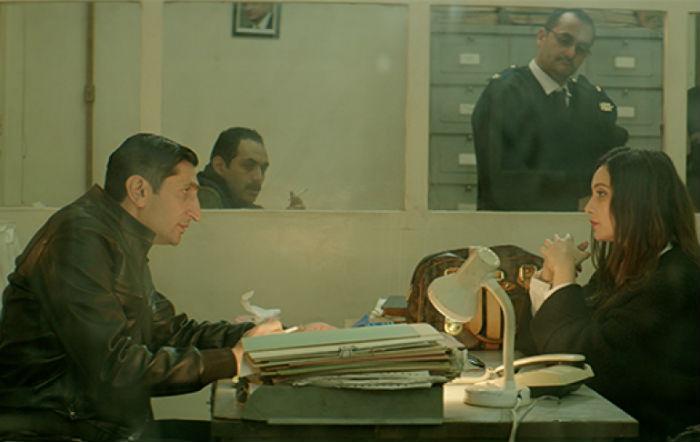 'The Nile Hilton Incident' (El Cairo confidencial), en Histerias de Cine