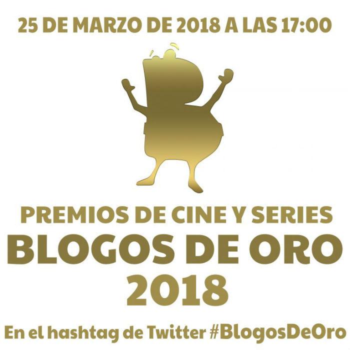V Blogos de Oro (2018), en Histerias de Cine