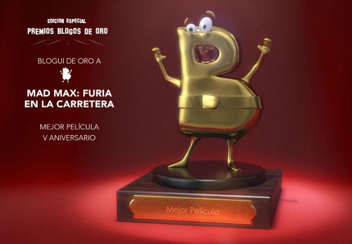 Blogos de Oro (2018): Edición Especial V Aniversario: Palmarés, en Histerias de Cine