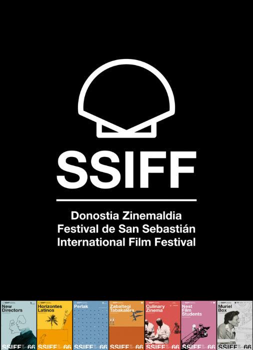 66 Festival de Cine de San Sebastián (2018): Nueva imagen, en Histerias de Cine