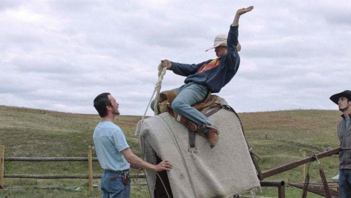 Brady Jandreau, en 'The Rider', en Histerias de Cine