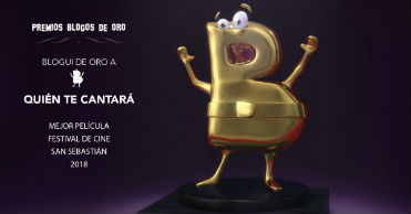 66 Festival de Cine de San Sebastián (2018): Premio Blogos de Oro, en Histerias de Cine