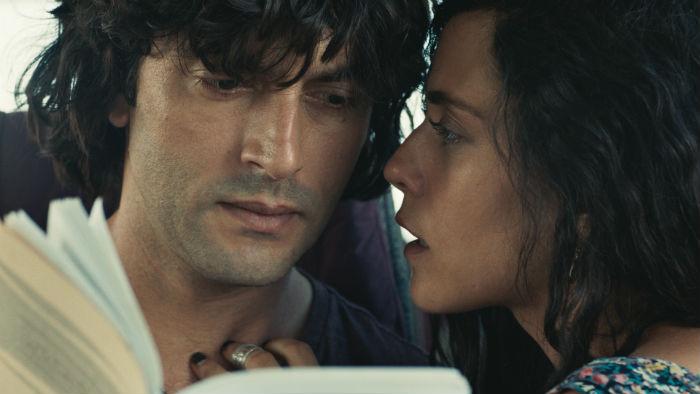 Javier Rey y María León, en 'Sin fin', en Histerias de Cine