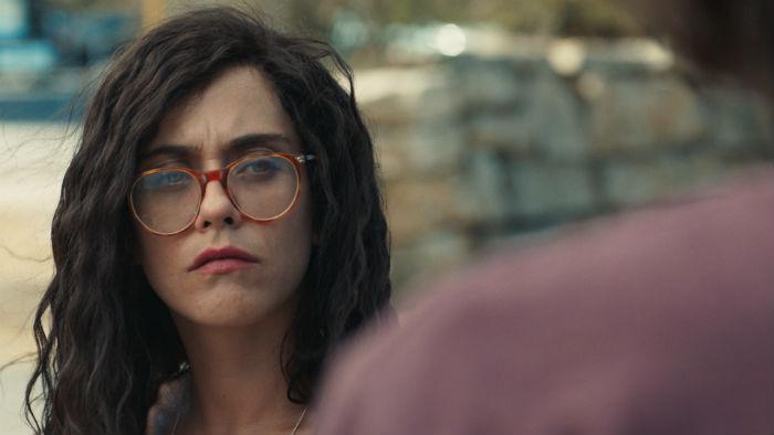 María León, en 'Sin fin', en Histerias de Cine
