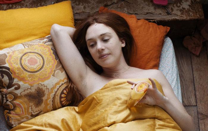 Laetitia Dosch, en 'Jeune femme' (Montparnasse Bienvenue) (Bienvenida a Montparnasse), en Histerias de Cine
