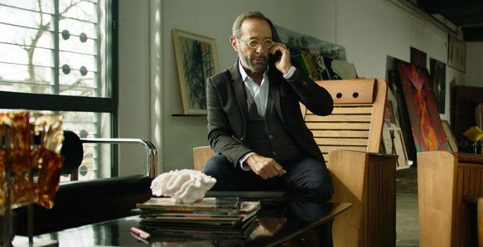 Guillermo Francella, en 'Mi obra maestra', en Histerias de Cine