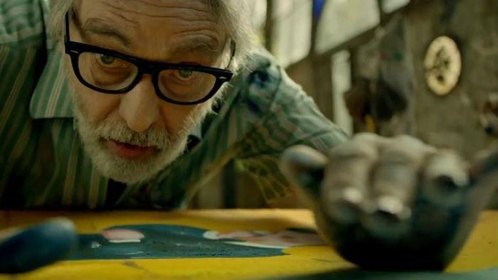 Luis Brandoni, en 'Mi obra maestra', en Histerias de Cine
