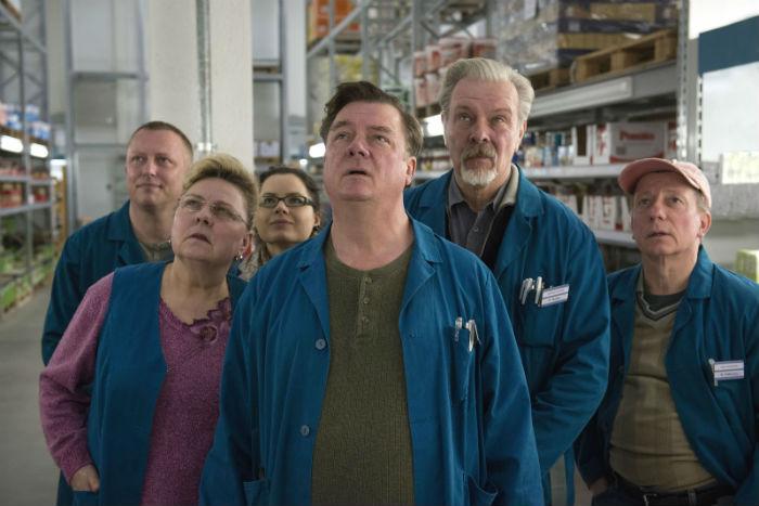 Peter Kurth, en 'In den Gängen' (A la vuelta de la esquina / In the Aisles), en Histerias de Cine