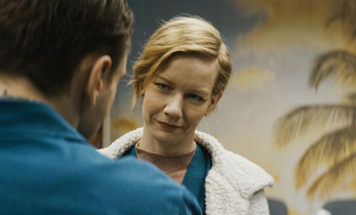Sandra Hüller, en 'In den Gängen' (A la vuelta de la esquina / In the Aisles), en Histerias de Cine