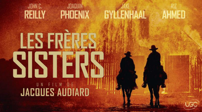 'Les frères Sisters' (The Sisters Brothers / Los hermanos Sisters), en Histerias de Cine