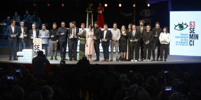 63 Seminci (2018): Palmarés, en Histerias de Cine