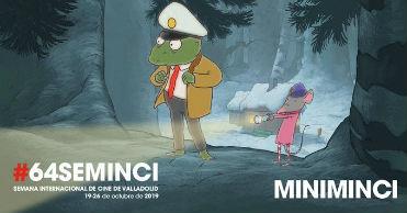 64 Seminci (2019): Miniminci, en Histerias de Cine