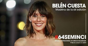 64 Seminci (2019): Belén Cuesta, Madrina, en Histerias de Cine
