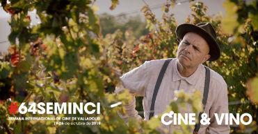 64 Seminci (2019): Cine&Vino, en Histerias de Cine