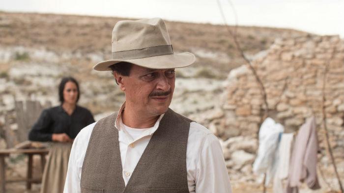 Luis Callejo, en 'Intemperie', en Histerias de Cine