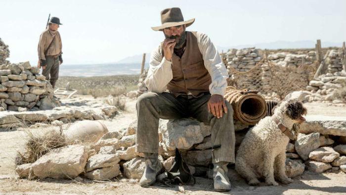 Luis Tosar, en 'Intemperie', en Histerias de Cine
