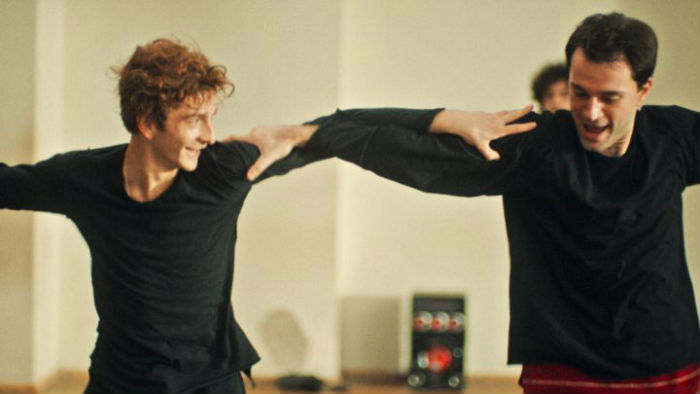 'Da cven vicekvet' (Solo nos queda bailar / And Then We Danced), en Histerias de Cine
