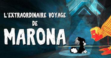 'L'extraordinaire voyage de Marona' (Las vidas de Marona / Marona's Fantastic Tale), en Histerias de Cine