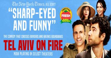 'Tel Aviv on Fire' (Todo pasa en Tel Aviv), en Histerias de Cine