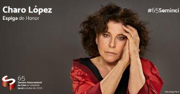 65 Seminci (2020): Charo López, Espiga de Honor, en Histerias de Cine