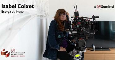 65 Seminci (2020): Isabel Coixet, Espiga de Honor, en Histerias de Cine