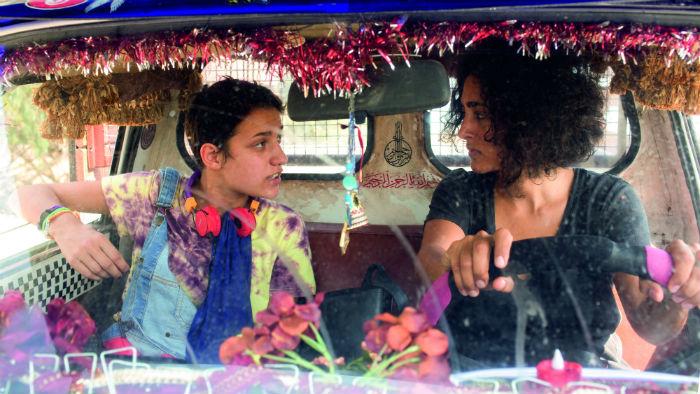'Un divan á Tunis' (Un diván en Túnez / Arab Blues), en Histerias de Cine
