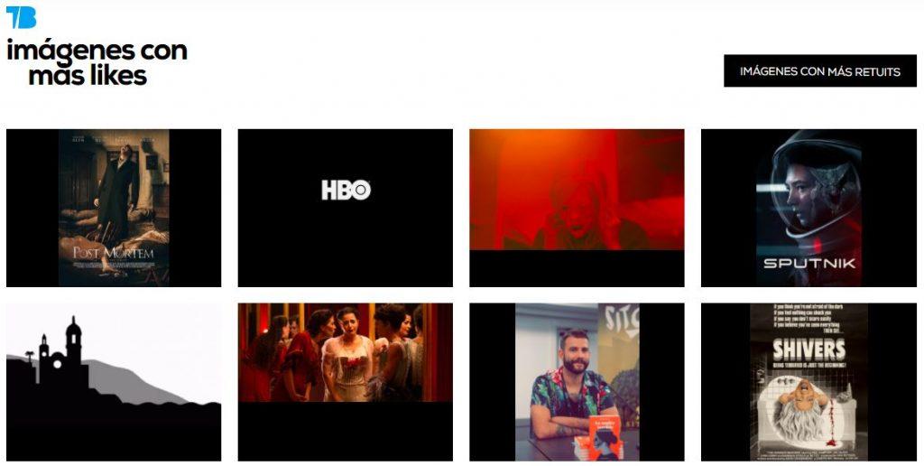53 Sitges (2020): Infografía, en Histerias de Cine