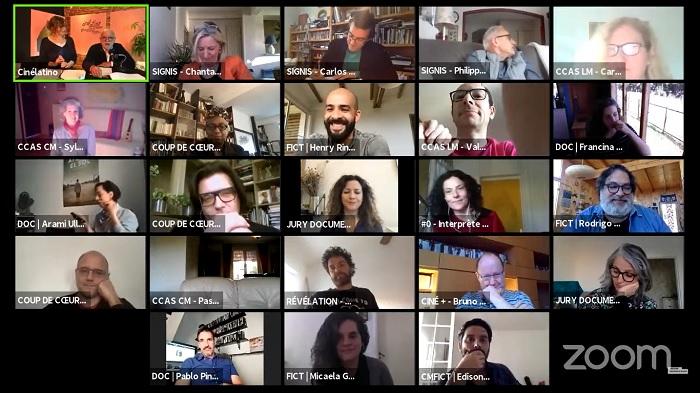 33 Cinélatino (2021): Palmarés, en Histerias de Cine