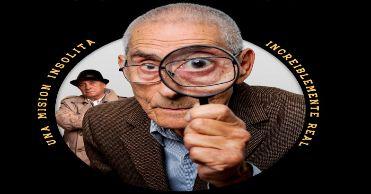 El agente topo (The mole agent), en Histerias de Cine