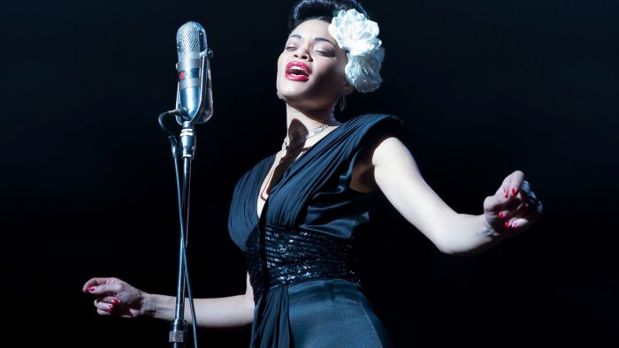 'The United States vs. Billie Holiday' (Los Estados Unidos contra Billie Holiday), en Histerias de Cine