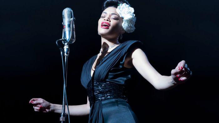 'The United States vs. Billie Holiday' (Los Estados Unidos contra Billie Holiday), en Histerias de Cine
