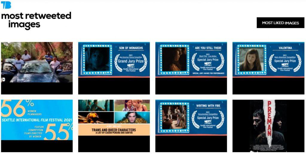 47 SIFF (2021): Infografía, en Histerias de Cine