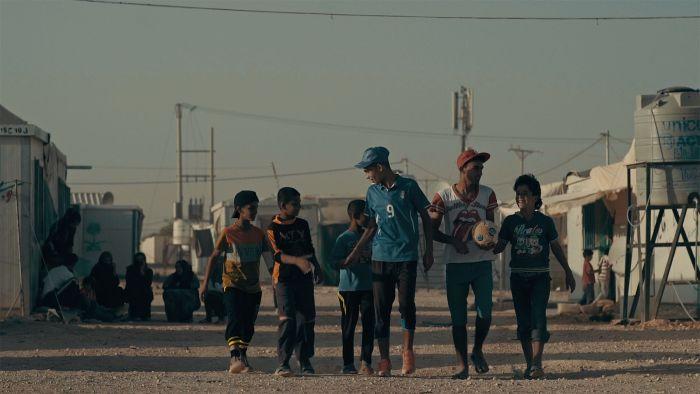 'Captains of Za'atari', en Histerias de Cine