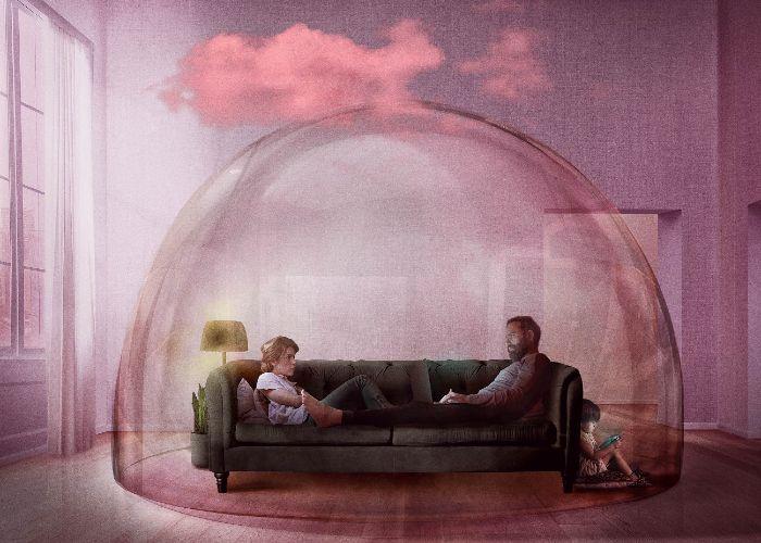 'A Nuvem Rosa (The Pink Cloud)', en Histerias de Cine