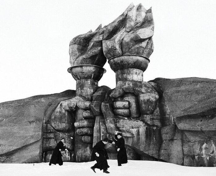 'Sluzobnici' (Siervos / Servants), en Histerias de Cine