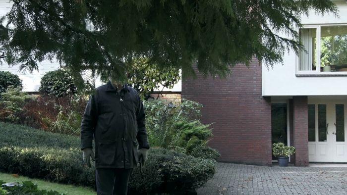 'A man and a camera', en Histerias de Cine