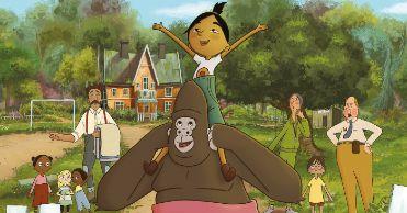 'Apstjärnan' (The Ape Star), en Histerias de Cine