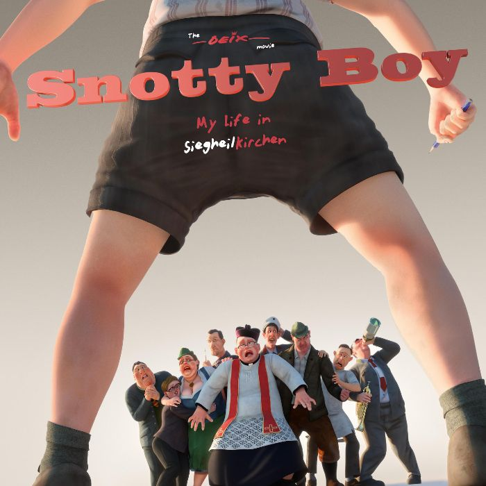 'Rotzbub' (Snotty Boy), en Histerias de Cine